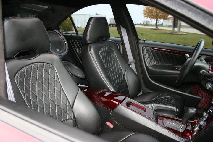Matthew Kaiser's Volvo S60